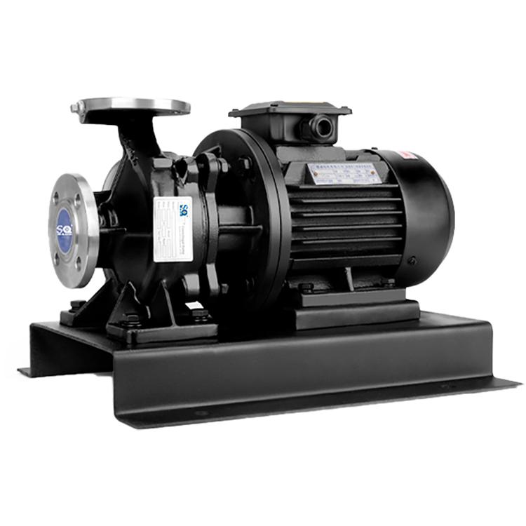 ISW卧式清水离心泵