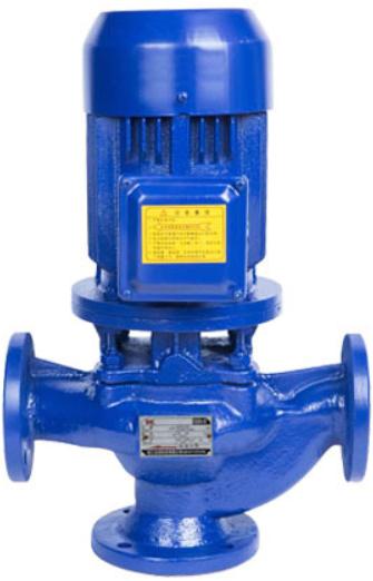 「排污泵」GW型管道式无堵塞排污泵