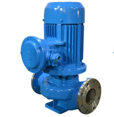 IHGB立式不锈钢防爆管道离心泵