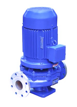 IRG热水立式管道离心泵