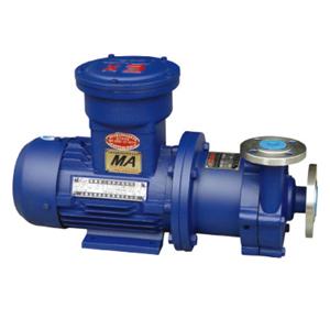 磁力泵和离心泵区别